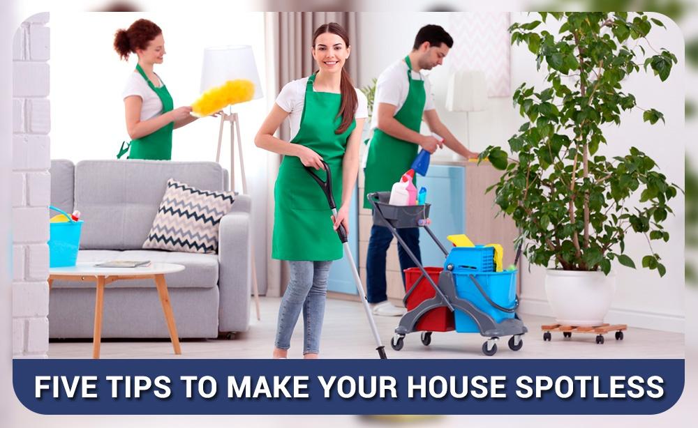 شركات تنظيف المنازل دبى