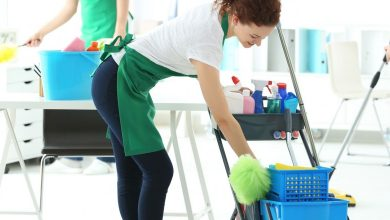 Photo of شركة تنظيف فى ند الشبا  0569795951